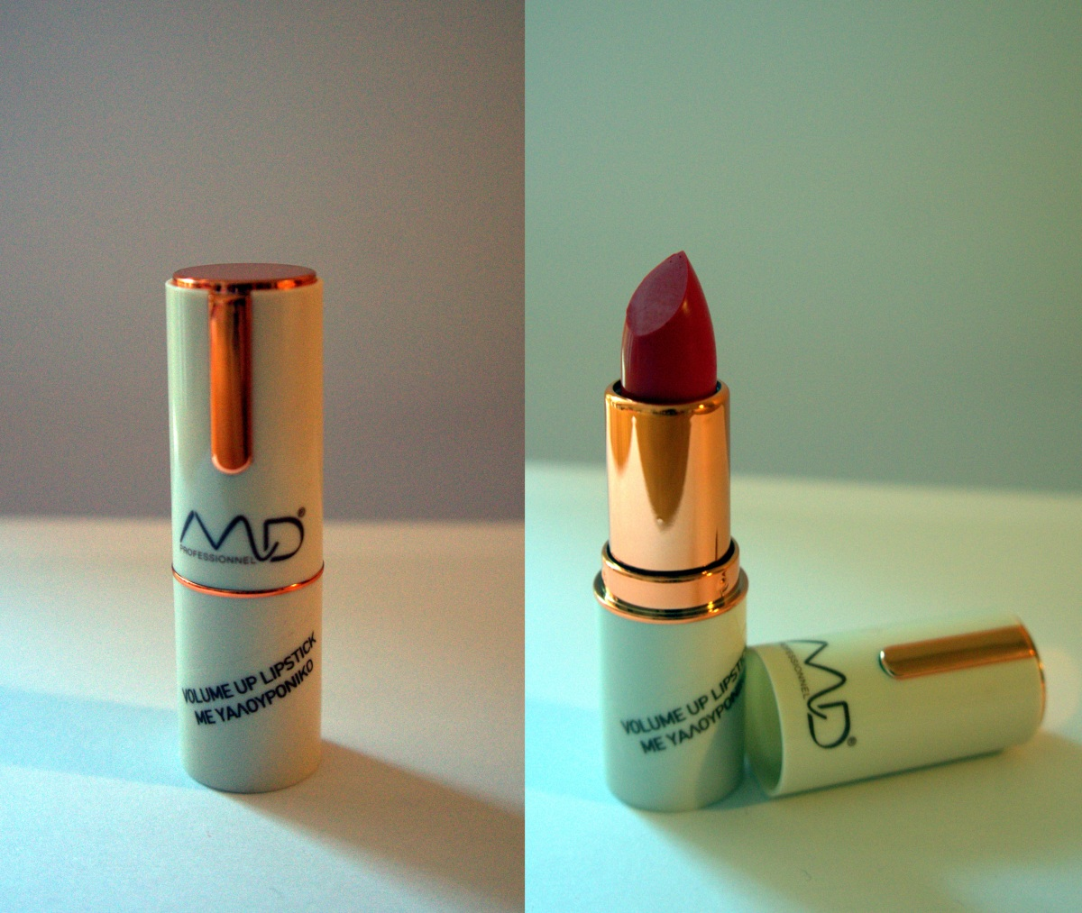 MD Professionnel Volume Lipstick (08): Reviews & Swatches