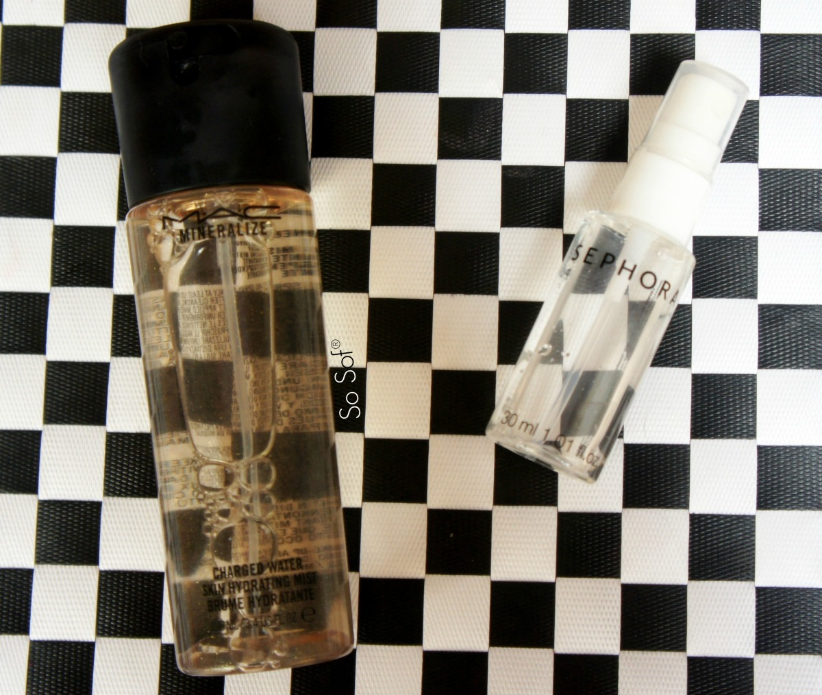 DIY Mac Fix plus / Setting Spray dupe