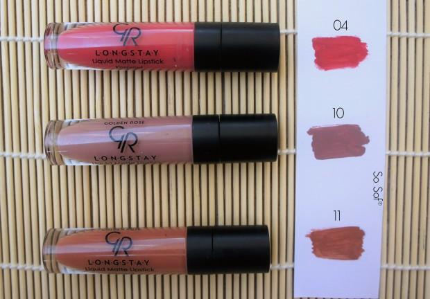 Golden Rose Liquid Lipsticks.jpg