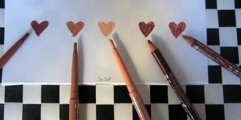 essence lip pencils.JPG
