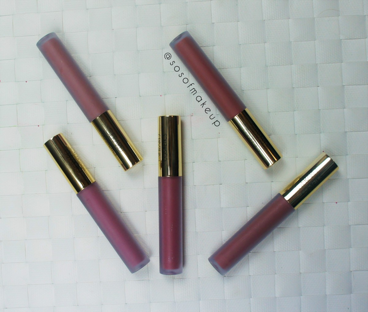 My fav matte liquid lipstick? Review & Swatches on 5 shades of Gerard Cosmetics Hydra Matte