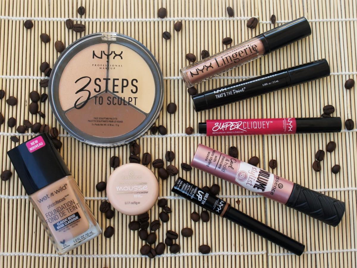 Μακιγιαζ για υπναραδες: NYX Cosmetics, Wet n Wild, Essence