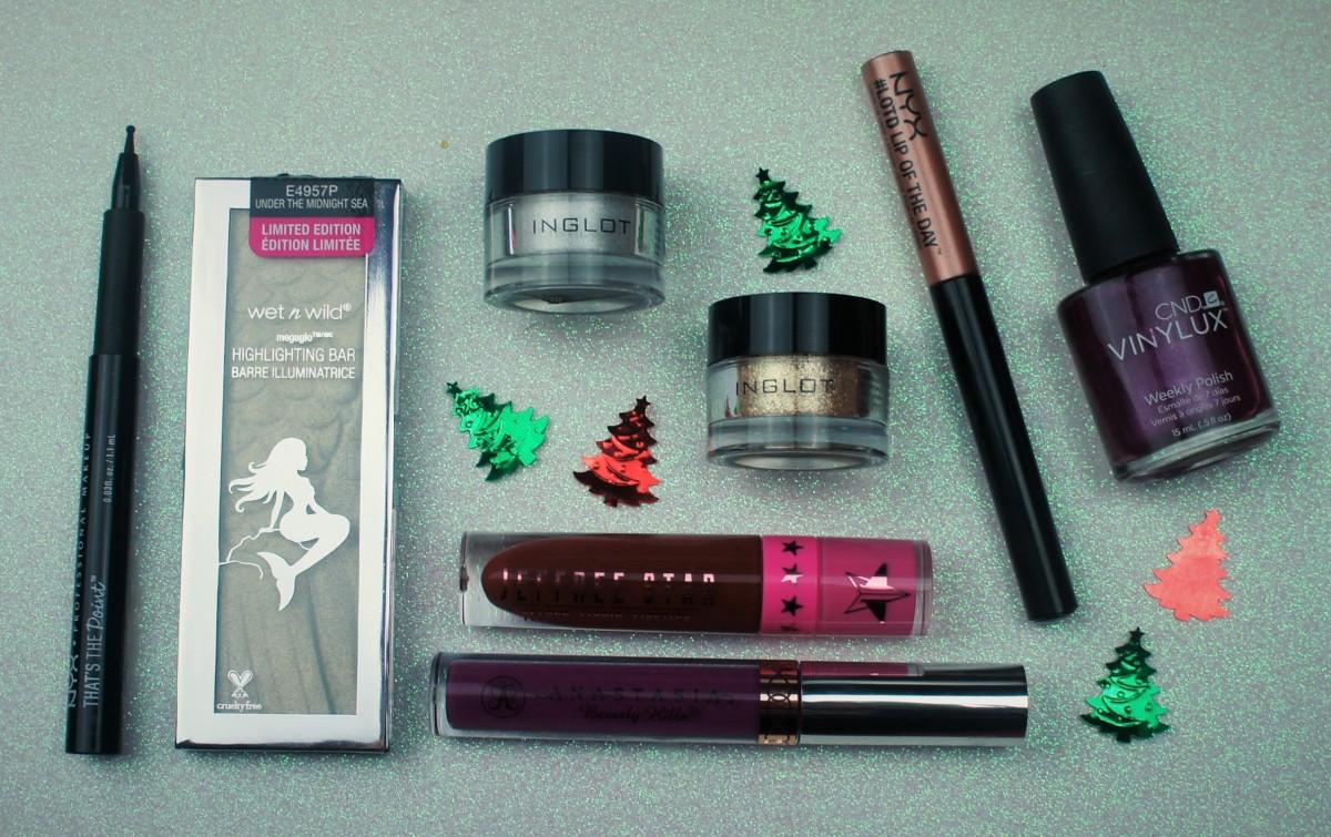 Εορταστικο μακιγιαζ...Νοεμβριου: Christmas intro